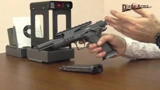 видео Пневматический пистолет Smersh H68 (Tanfoglio TGC)