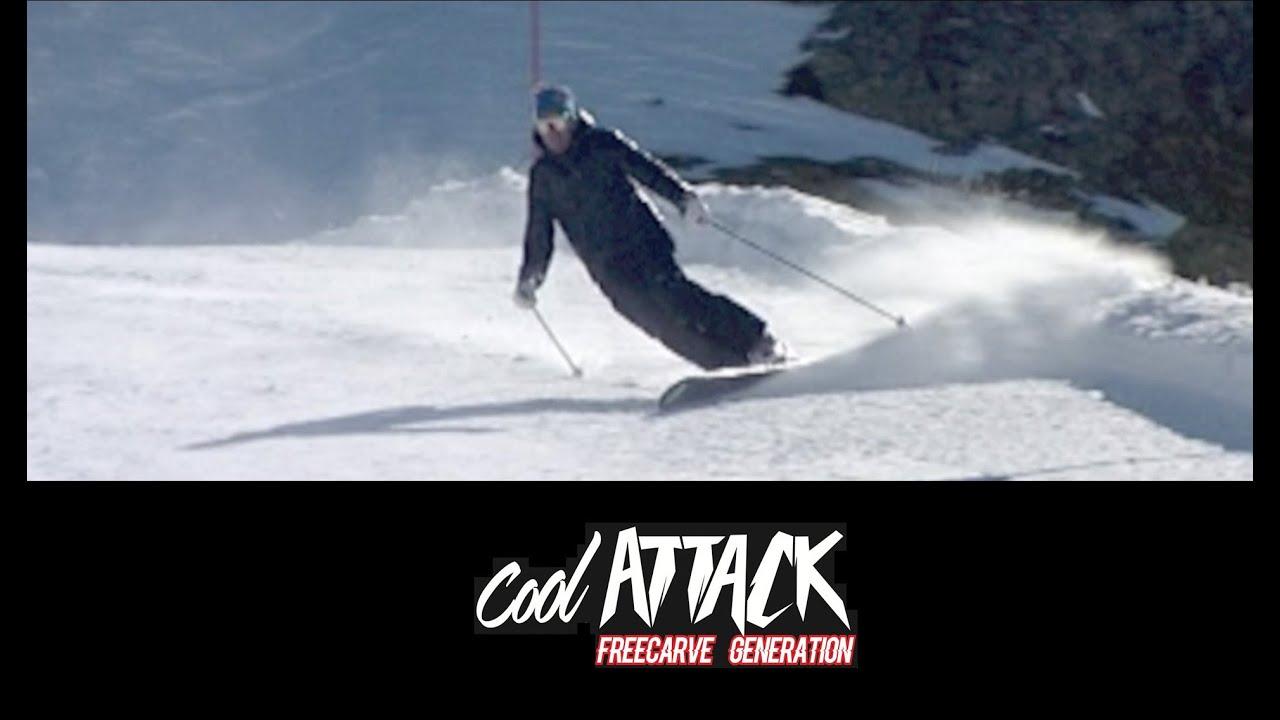 MONOSKI COOL ATTACK: Freecarve Generation