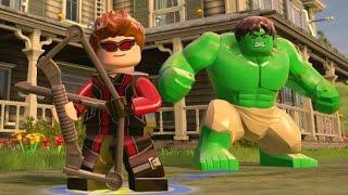 LEGO Marvel's Avengers - Barton's Farm Hub 100% Guide (All Collectibles)