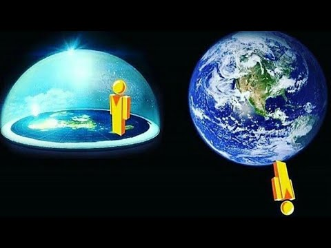 """How Do You Know What You """"Know""""? A Flat Earth Discussion"""