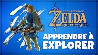 Game Anatomy - Comment Zelda attise notre envie d'explorer ?