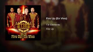 Fire Up (En Vivo)