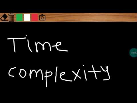 What do you really mean by time complexity?