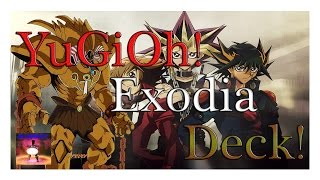 YgoPro / DevPro Exodia Deck! + Download!!!!! Deck Vorstellung #1