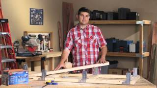 Simpson Strong-tie Diy Shelving Unit