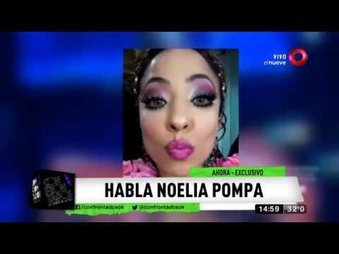 Noelia Pompa rompe el silencio