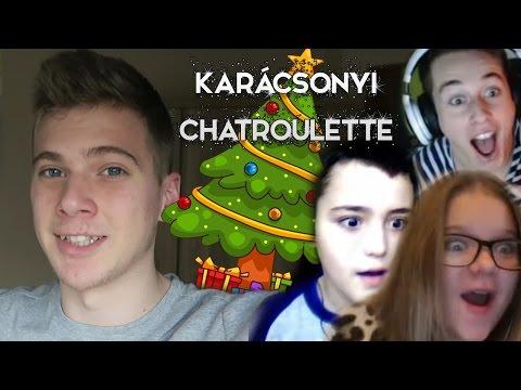 KARÁCSONYI CHATROULETTE! videó letöltés