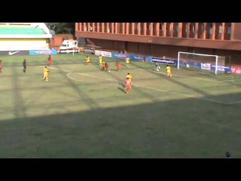I League 2013/14- Anthony Wolfe's goal vs Pune FC