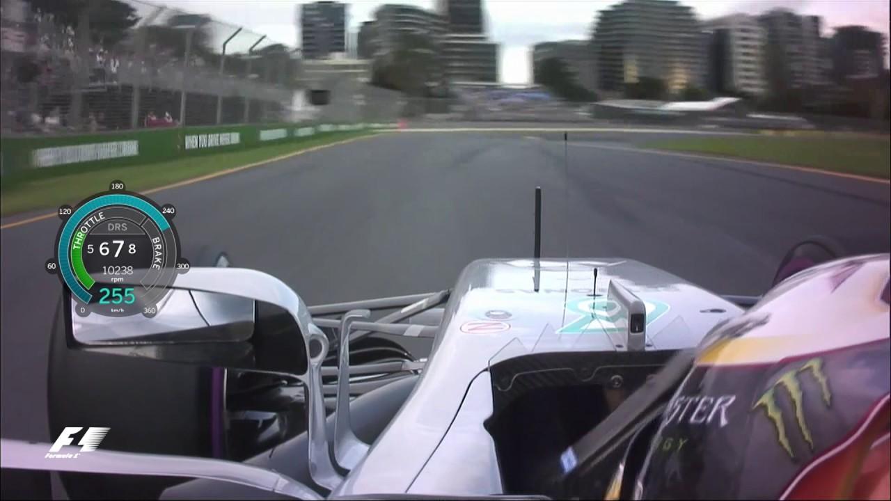 c34d9c6b85110b 2017 Australian Grand Prix  Lewis Hamilton Onboard Pole Lap. FORMULA 1