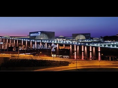 EUROMA2-The Shopping Mall In Rome