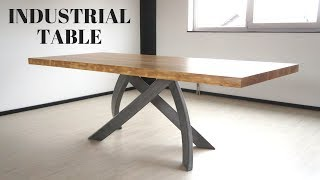 Spiral Table Build