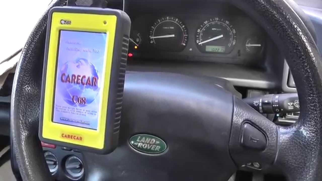 Freelander ABS System & Diagnose & Reset Landrover C68 Discovery, Range  Rover, Defender