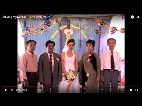 Bs Lượng Nguyễn Hữu - cưới vợ thứ 9