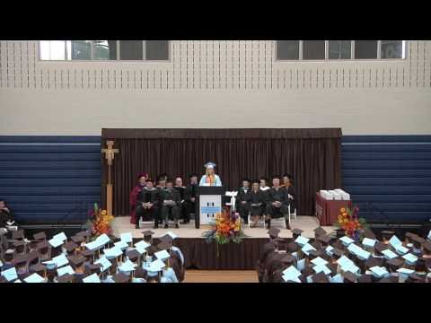 2017 JCA Salutatorian and Valedictorian Speeches