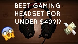 Lenovo Y Gaming Headset Review!