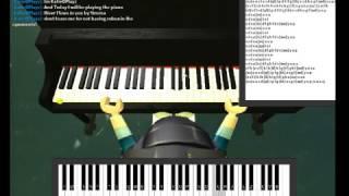 Roblox Piano - River Flows In You By Yiruma + Sheets