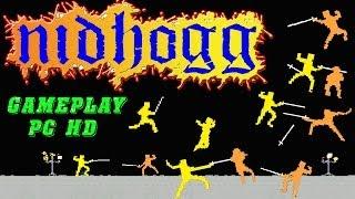 Nidhogg Gameplay PC HD