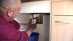 Rioollucht In Keuken : Sifon reinigen spoelbak keuken
