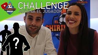 ADIVINA EL JUGADOR con SANDRA DÍAZ y MARCOS | CHALLENGE FÚTBOL