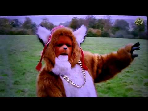 The Urban Fox .. The Keith Lemon Sketch Show Episode 6 12/03/2015