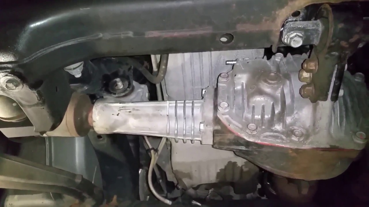 Pt 1 of 2, Jeep Grand Cherokee WK Front Axle Differential