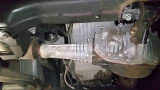 Pt. 1 of 2, Jeep Grand Cherokee WK Front Axle Differential Isolator Bushings Replacement. Part 1