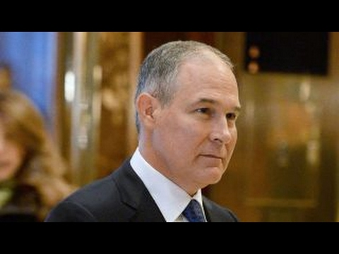 Will Trump's EPA head be able to lead agency?