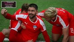 18/19 // Oberliga // Inter Türkspor Kiel - SV Frisia 03 Risum-lindholm / 2018 // Feritvideo