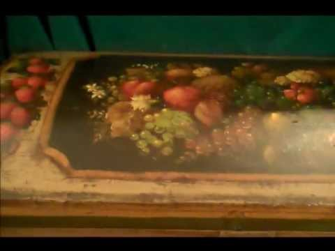 Jack Winner Antiques - Peter Ompir painted furniture