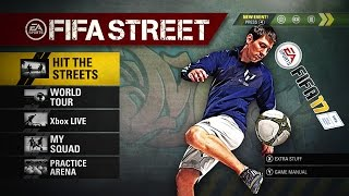 OMG FIFA STREET !!! NEW FIFA 17 GAME MODE ?