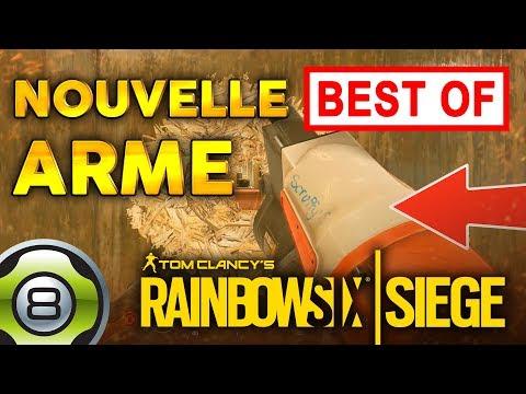 Une nouvelle arme de fou ? 😱 - Best of Live n°137 - Rainbow Six Siege FR