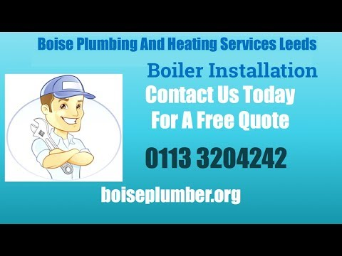 Boiler Installation Leeds - Replacement And New Gas Combi Boilers Installed Throughout Leeds