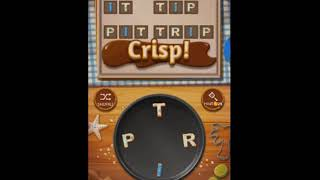 Word Cookies Novice Chef Ginger Level 1-10 Answers   Word Cookies