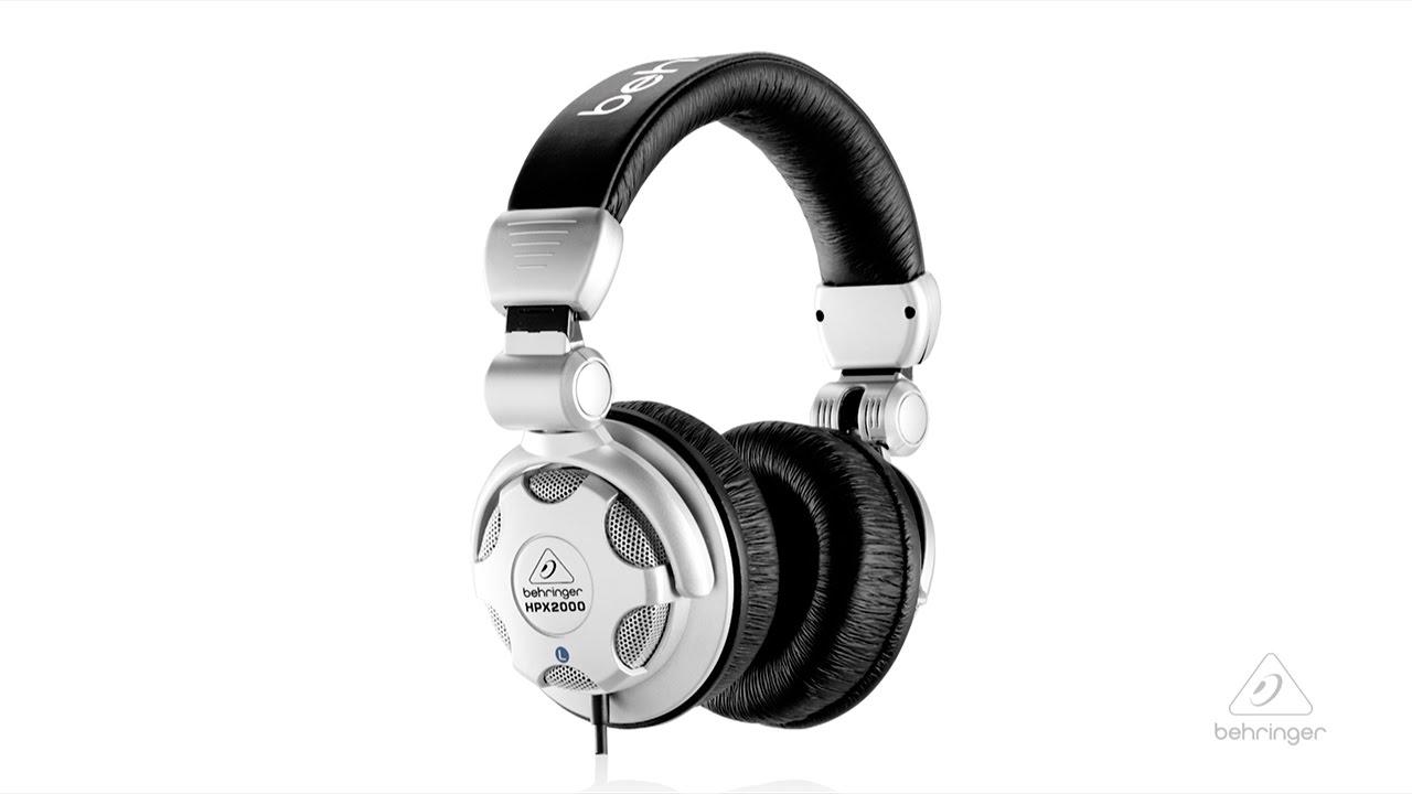12d81a14fd8 HPX2000 | DJ | Headphones | Behringer | Categories | Music Tribe - Behringer