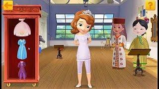 La Princesita Sofia en Español ► La Pijamada de Sofia - Juegos Para Niños