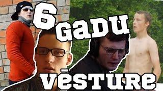 FunFaceTV 6 GADU VĒSTURE VIENĀ VIDEO