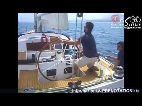 """BeagleYacht - charter & escursioni di lusso in barca vela con """"TESORO Sicilia"""""""