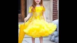 Baby Girl Party Frock