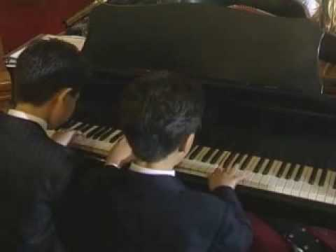 Coral Gables Opera - Jonathan & Matthew Reichenberger, Piano - American Ideal V - 17 April 2009