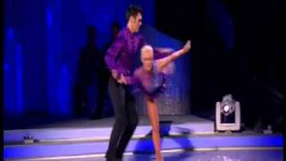 Sam and Brianne winners dancing on Ice Final  2011 Skating  The Bolero