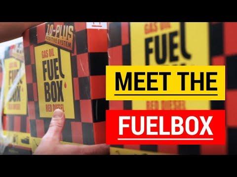 The Revolutionary Red Diesel / Gas Oil Fuel Box - New Era