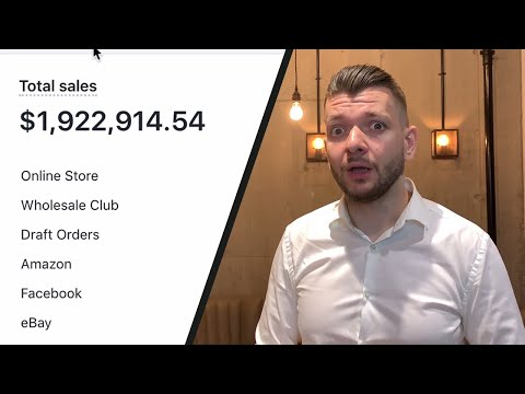 How I Became A Millionaire In 4 Months With 1 Shopify Store thumbnail