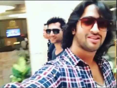 Aham Sharma and Shaheer from IG by stefan salvatore