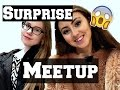 Surprise Meetup With A Fan | Anita Sibul
