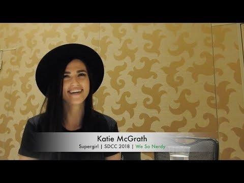 WSN S: Katie McGrath at SDCC 2018