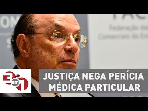 Justiça Nega Perícia Médica Particular Para Avaliar Saúde De Paulo Maluf