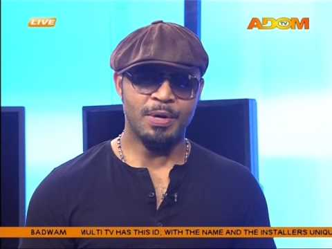Badwam Entertainment on Adom TV (9-1-17)