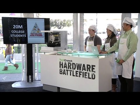Cooki, a Robot Chef for Everybody | Hardware Battlefield