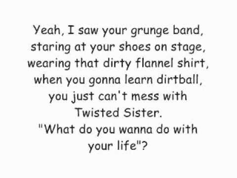 Tuff - American Hair Band lyrics