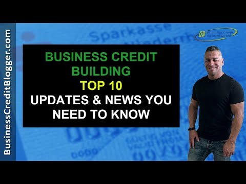 Business Credit Building - Business Credit 2020